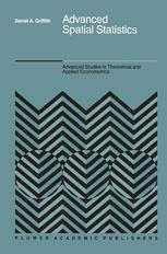 Advanced Spatial Statistics - Daniel A. Griffith