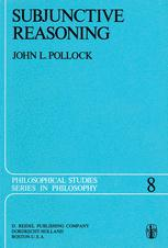 Subjunctive Reasoning - J.L. Pollock