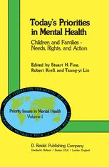 Today's Priorities in Mental Health - S.H. Fine; R. Knell; T.Y. Lin