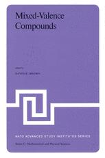 Mixed-Valence Compounds - D.B. Brown