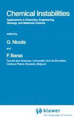 Chemical Instabilities - G. Nicolis; F. Baras