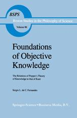 Foundations of Objective Knowledge - Sergio L. de C. Fernandes