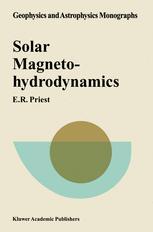 Solar Magnetohydrodynamics - E.R. Priest
