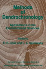 Methods of Dendrochronology - E.R. Cook; L.A. Kairiukstis