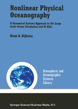 Nonlinear Physical Oceanography - Henk A. Dijkstra