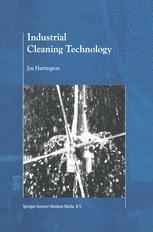 Industrial Cleaning Technology - B.J. Harrington