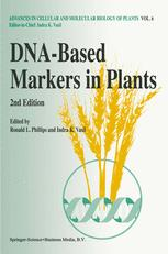 DNA-Based Markers in Plants - R.L. Phillips; Indra K. Vasil