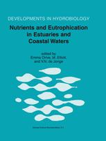 Nutrients and Eutrophication in Estuaries and Coastal Waters - Emma Orive; M. Elliott; Victor N. de Jonge