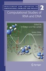Computational studies of RNA and DNA - Jirí Šponer; Filip Lankaš