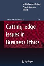 Cutting-edge Issues in Business Ethics - Mollie Painter-Morland; Patricia Werhane