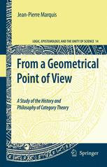 From a Geometrical Point of View - Jean-Pierre Marquis