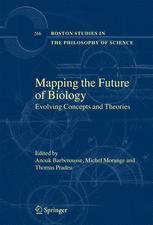 Mapping the Future of Biology - Anouk Barberousse; Michel Morange; Thomas Pradeu