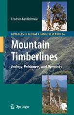Mountain Timberlines - Friedrich-Karl Holtmeier