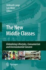 The New Middle Classes - Hellmuth Lange; Lars Meier