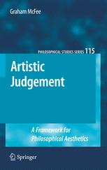 Artistic Judgement - Graham McFee