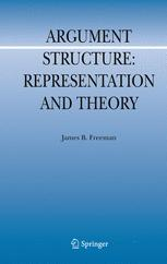 Argument Structure: - James B. Freeman